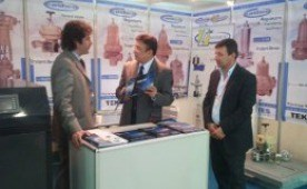 Teknotes and Cashco attended GAS TURKEY 2012 fair