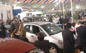 Teknotes Ltd. participated to Mersin 2nd Automobile Commercial Vehicle and Motorcycle Fair which was held on between 1st and 7th November, 2007.