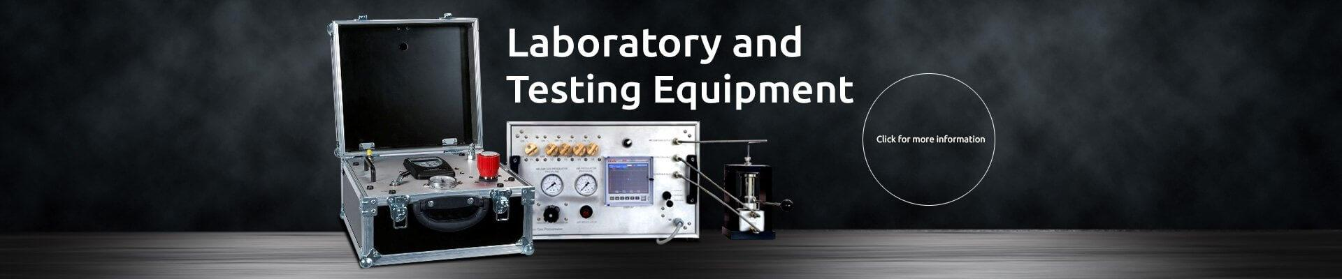 Laboratory and Testing Equipment